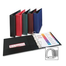 Avery Durable EZ-Turn Ring Reference Binder, 11 x 8-1/2, 2\