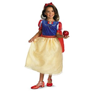 Snow White Deluxe - Size: Child M(7-8) for $<!--$14.99-->