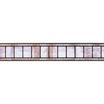 Film Roll Border - HOLLYWOOD METALLIC FILM BORDER ROLL