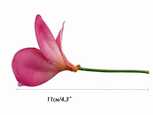 Winterworm-Bunch-of-10-PU-Real-Touch-Lifelike-Artificial-Plumeria-Frangipani-Flower-Bouquets-Wedding-Home-Party-Decoration-Rose-Red