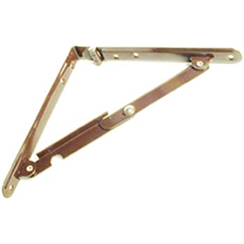 rv designer h505 folding shelf bracket pack of 2