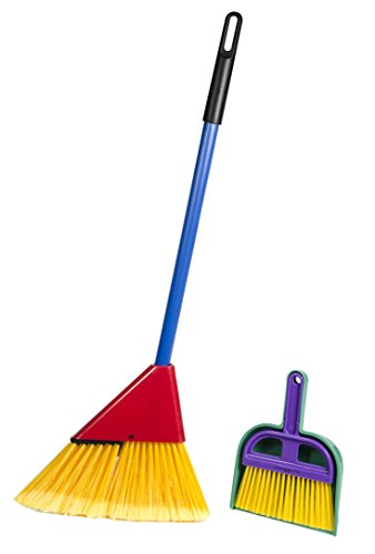 Schylling Little Helper Broom Set Child Broom