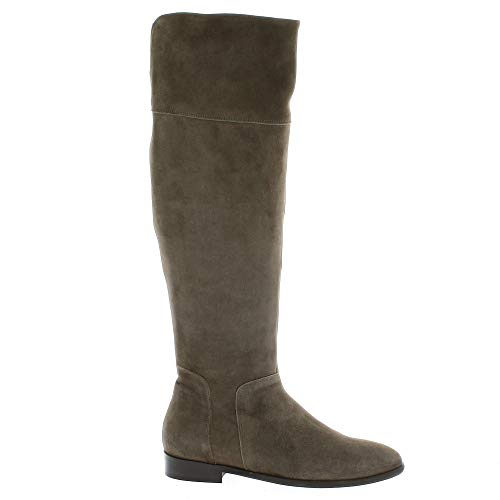 Cuir Pao Velours Pao Cuir Bottes Taupe Cuir Bottes Taupe Taupe Bottes Velours Velours Pao Pao OpUq7wx