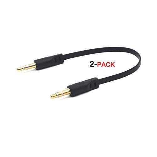 Kework 2 Pack Stereo Headphone Straight product image