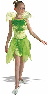 Tinkerbell Child Costume - Small