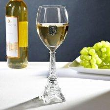 Home Essentials Vintage Eiffel Tower White Wine