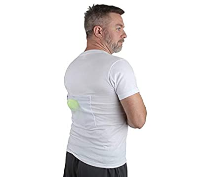 Stop Snoring T-Shirt - Most Comfortable Snoring Aid. Health Expert Recommended for Back Snorers! Eliminates Snoring by adjusting your sleeping position. INCLUDED: Guide to Snoring Ebook best anti-snoring devices - 31iXvo5dlrL - Best Anti-snoring Devices –   How to Prevent Snoring with Top Devices