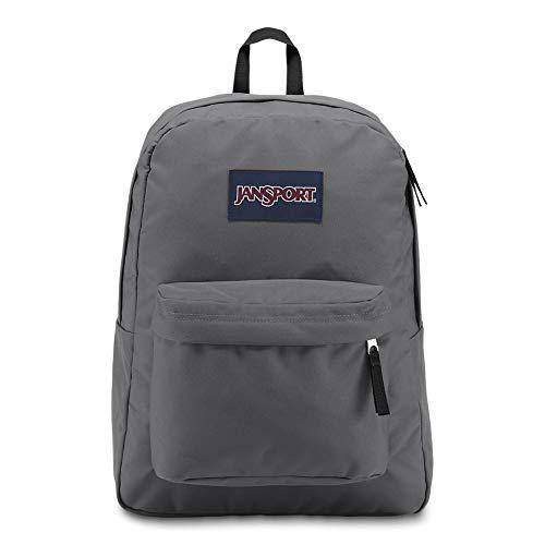 JANSPORT Superbreak Backpack - Deep Grey