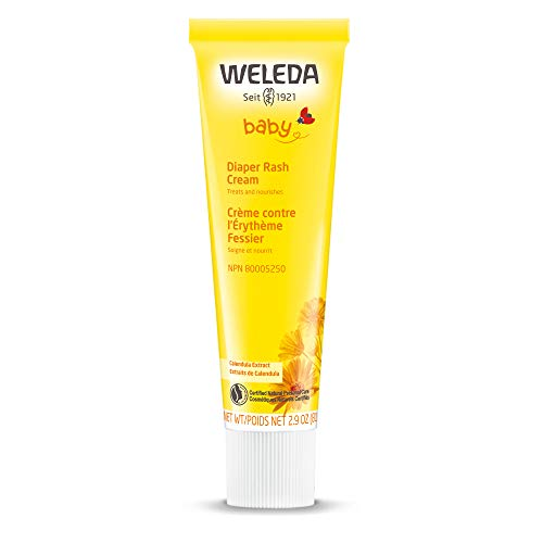 Weleda Diaper Rash Cream, 2.9 Ounce (Best Organic Diaper Rash Cream)