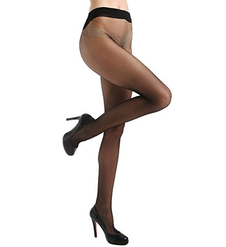 e718c5ca37b Philippe Matignon Jade Sheer 20 Denier Glossy Tights (M109259) M ...