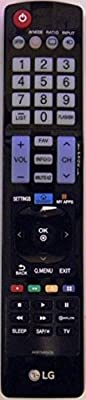 LG Electronics AKB74455416 Remote Control for LED HDTV - Batteries Not Included (Certified Refurbished)