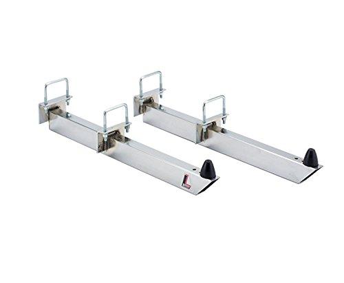 Lakewood 20470 Chrome Universal Traction Bar