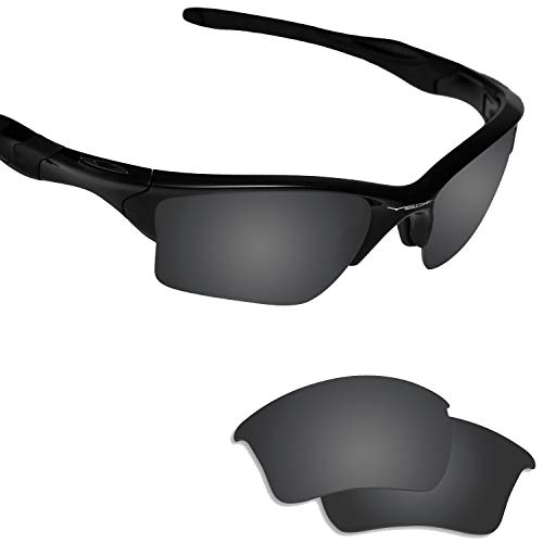 - Fiskr Anti-saltwater Polarized Replacement Lenses for Oakley Half Jacket 2.0 XL Sunglasses