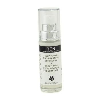 ren keep young and beautiful sh2c serum, 1.02 fluid ounce Raw Essentials Raw-activate Daily Revitalizing Facial Moisturizer 1.5 oz