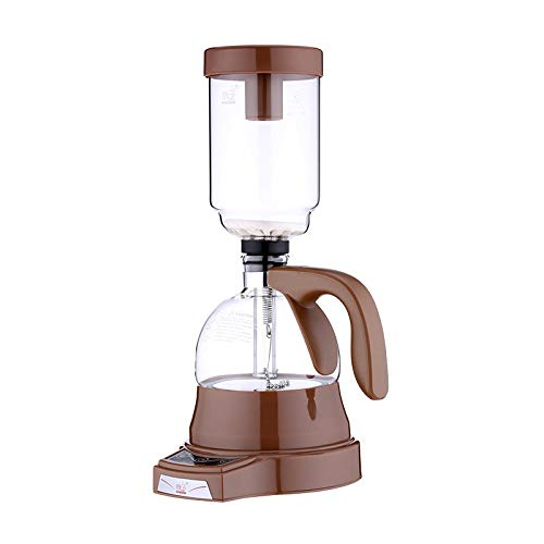 Water Hep Barista Tools 360ML Household Electric Coffee Syphon Pot Coffee Siphon Drip Vacuum Filter Coffee maker Percolator Cafetera Barista Tools Coffee by Water Hep (Image #1)