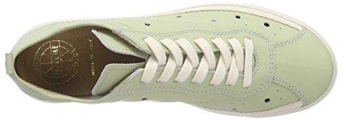 Pantofola Celadon Femme Track Baskets 345 Grün Vert d'Oro Low Basses rpBzX5rqn