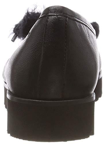 Fermé Marc O'Polo Noir Bout Ballerina 990 80214003005304 Black Femme Ballerines SpqaTAxp