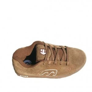 Etnies ETNIES Callicut Brown Tan taille 33, Jungen Sneaker