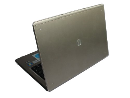 """iPearl mCover HARD Shell CASE for 13.3"""" HP Folio 13 series Ultrabook laptop - CLEAR"""