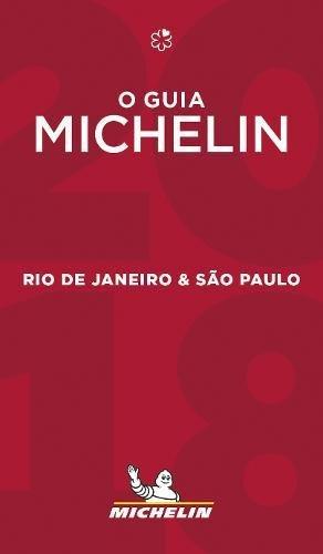 Download Rio de Janeiro & Sao Paulo 2018 The Michelin Guide 2018 (Michelin Hotel & Restaurant Guides) PDF ePub fb2 ebook