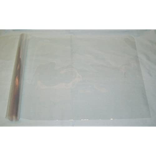 5 Yard Roll 14 2 mil Paperless Brodart Clear Archival Polyester Mylar Book Covers by Brodart