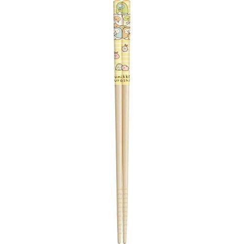 San-X Sumikko Gurashi Natural Bamboo made Chopsticks KY65401 (Ware Starwars Cook)