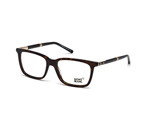 Eyeglasses Montblanc MB 489 MB0489 052 dark - For Blanc Eyeglasses Men Mont