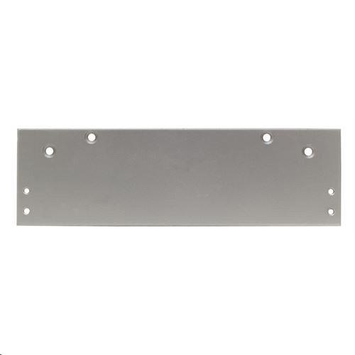 Global Door Controls DP-1006-AL For Series 600 Door Closer Drop Plate In Aluminum,