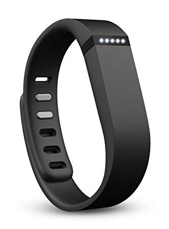 Fitbit Flex Large Wristband Wireless Tracker Activity Sleep Black FB401BS (Certified Refurbished) – DiZiSports Store