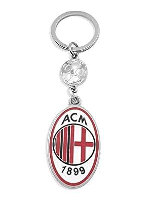 Keychain Italy Soccer Team Ac Milan