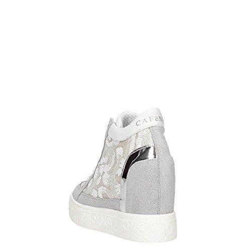 Noir Zeppa Interna Con Cafè 36 Sneaker De903 qvZca6A8w