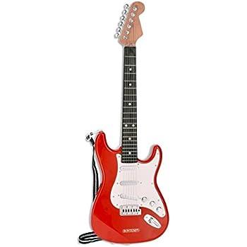 vilac rock n roll guitar red toy stringed instruments baby. Black Bedroom Furniture Sets. Home Design Ideas