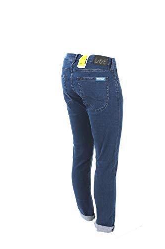 19 L719rilu Lee Uomo 2018 Denim Jeans 33 Inverno Autunno 6q8T6w1Px