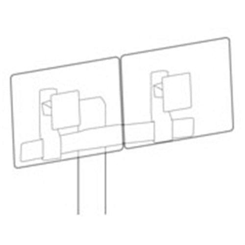 Ergotron Tall-User Kit for WorkFit Dual (Ergotron Kit)