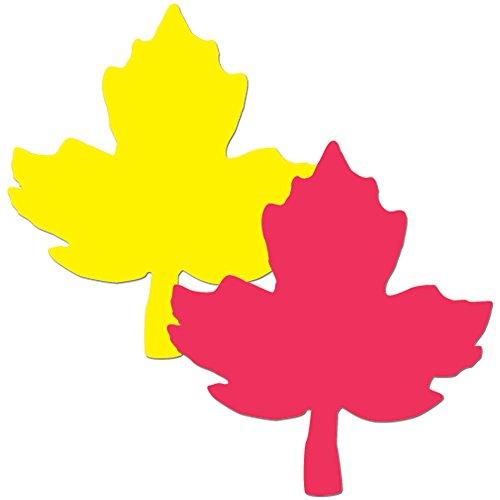 Creative Teaching Press Two-Color Calendar Cut-Outs, Autumn Leaf (4951)