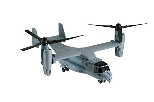 InAir Limited Edition Helicopter Series Die Cast V-22 Osprey Bell Boeing in 1/72 Scale (Model V22)