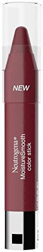 Neutrogena Moisturesmooth Color Stick, 130/Wine Berry