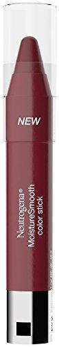 Neutrogena Moisturesmooth Color Stick, 130/Wine Berry, 0.011 Ounce - Smooth Stick