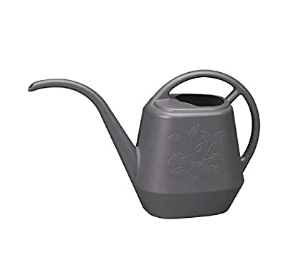 Bloem Aqua Rite Watering Can, 56 oz, Peppercorn.