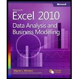 img - for Microsoft Excel Data Analysis & Business Modeling (11) by PhD, Wayne L Winston [Paperback (2011)] book / textbook / text book