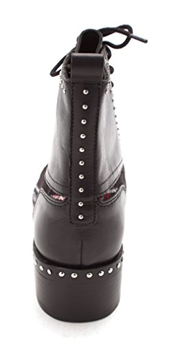 Ankle Fashion Marc Fabric Boots Almond Womens Black Fisher Multi Toe Cassidy ZwZY0