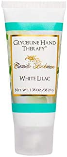 product image for Camille Beckman Glycerine Hand Therapy Cream, White Lilac, 1.35 Ounce
