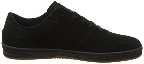 Lo Red Etnies Gum Skate Cut Shoe Black aCOqCw