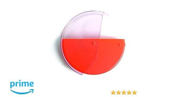 SeeCle 41Q111 lentes de repuesto para m/áscaras rojo espejado compatible con m/àscara Ariete Andrenaline RC07//Ride And Roll