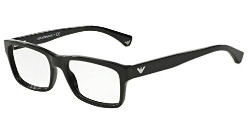 Emporio Armani EA 3050 Men's Eyeglasses