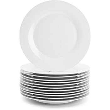 Restaurant and catering 10.5\  Porcelain White Round Dinner Plates Set ...  sc 1 st  Amazon.com & Amazon.com | Restaurant and catering 10.5"|350|350|?|en|2|7a0bac4141f5885003bd07e1a9eb3a70|False|UNLIKELY|0.33083704113960266