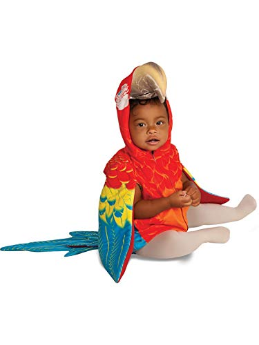 Rubie's Baby Parrot Costume, Multicolor, -