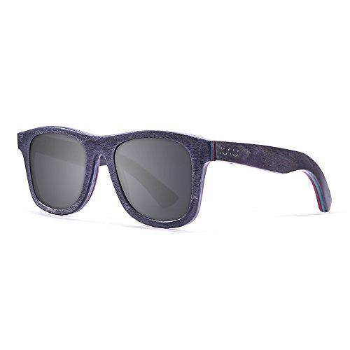 KAU Eyecreators K305000.3 Lunette de Soleil Mixte Adulte, Bleu