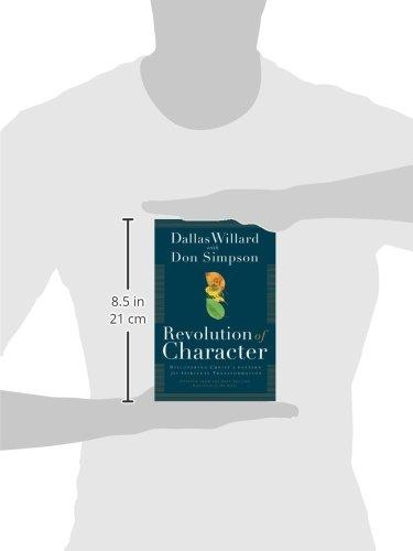 revolution of character dallas willard pdf