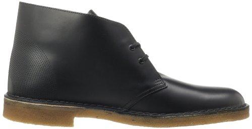 Clarks - Botas para hombre marrón marrón negro